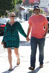 Amy Smart - out in Beverly Hills 6/18/13