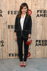 Sophia Bush - FEED USA + Target launch event in NYC 6/19/13