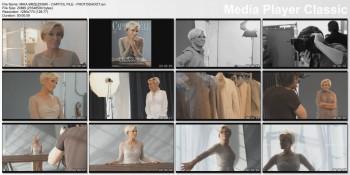 MIKA BRZEZINSKI - capitol file - photoshoot - dresses