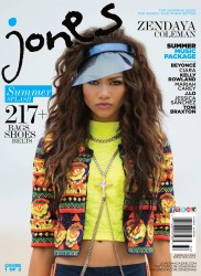 Zendaya Coleman - Jones Magazine Summer 2013