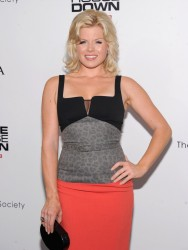 Megan Hilty - 'White House Down' premiere in NYC 6/25/13