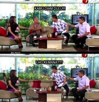 Munarman FPI, Munarman vs thamrin