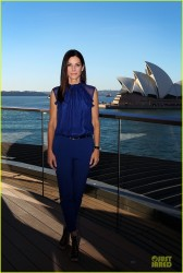Sandra Bullock - 'The Heat' photo call in Sydney 7/2/13