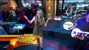 Bridgit Mendler - Good Morning America 14th November 2012 720p