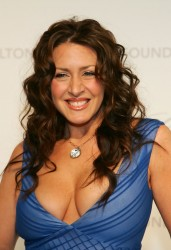 JOELY FISHER cleavage - random set