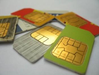 SIM Card - Ist.
