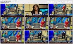 HEATHER NAUERT legs - fnf 1st - march 27, 2013