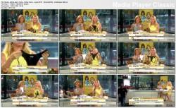 KATHIE LEE GIFFORD jock-straps - hoda kotb - august 4, 2010