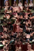 Tina Horn, Alyssa Branch : Armory Disgrace! - Kink/ PublicDisgrace (2013/ HD 720p)