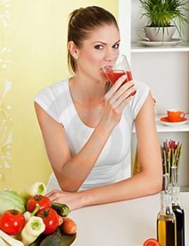 Minum jus tomat campur lemon - Ist