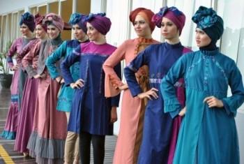 Tren busana muslim wanita - Ist