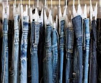 Memilih celana jeans - Ist