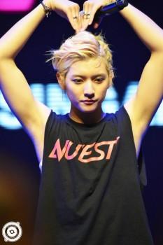 [PICS] NU'EST LOVE TOUR - Singapura [Show + Hi5] 19f332266097982