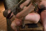Watch Iona Grace get put through bondage hell LIVE! - Kink/ HogTied (2013/ HD 720p)