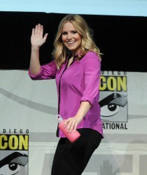 Kristen Bell - Veronica Mars presentation at San Diego Comic-Con 7/19/13