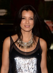 Kelly Hu - 'The Walking Dead' 10th Anniversary Celebration Event at Comic-Con in San Diego 7/19/13