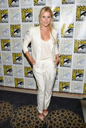 Claire Holt - 'The Originals' Special Video Presentation and Q&A at Comic-Con in San Diego 7/20/13