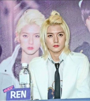 [PICS] 130720 NU'EST Press Conference for ㄴㅇㅅㅌ Tour in Taipei. 2d1519266735840