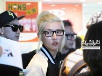 [PICS]  NU'EST no Taoyuan Airport (Taiwan) > Korea 5dee15266737163