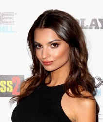 Emily Ratajkowski - 'Kick-Ass 2' panel at Comic-Con in San Diego 7/19/13