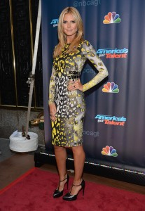 Heidi Klum @ America's Got Talent season 8 pre-Show, NY, 23.07.13 - 3HQ