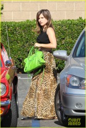 Sophia Bush - out in Pasadena 7/24/13