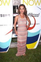 Giada De Laurentiis - 'The Spectacular Now' screening in Montauk 7/26/13