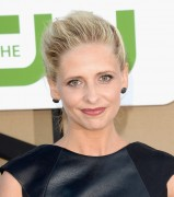 Sarah Michelle Gellar - CW, CBS And Showtime 2013 Summer TCA Party (July 29)