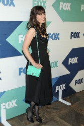 Zooey Deschanel - FOX All-Star Party in West Hollywood 8/1/13