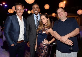 Eliza Dushku - Tony Bennett Birthday Party & Fundraiser in Beverly Hills, August 3, 2013
