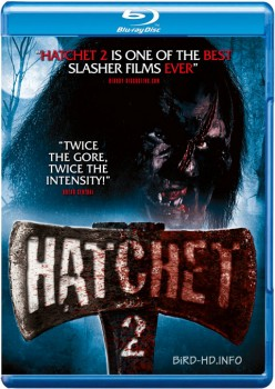 Hatchet II 2010 m720p BluRay x264-BiRD