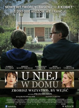 Polski plakat filmu 'U Niej W Domu'