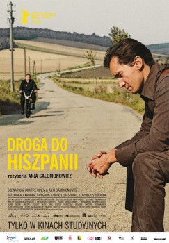 Polski plakat filmu 'Droga Do Hiszpanii'