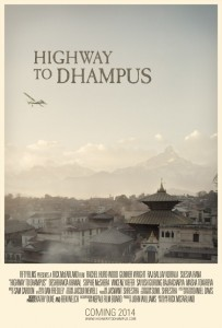 "Rachel Hurd-Wood starring in ""Highway To Dhampus"" - official poster & plot summary"