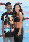 Naya Rivera Teen Choice Awards in Universal City 11.08.2013 (x7) updatet C91161270070719