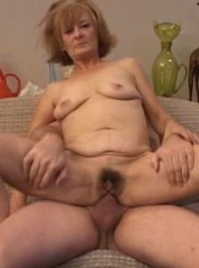 Grandma wanda anal