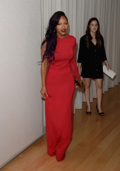 Meagan Good - InStyle Summer Soiree in West Hollywood 8/14/13