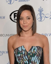 Aubrey Plaza - 28th Annual Imagen Awards in Beverly Hills 8/16/13