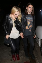 Francesca Eastwood - at the Chateau Marmont in Hollywood 8/16/13