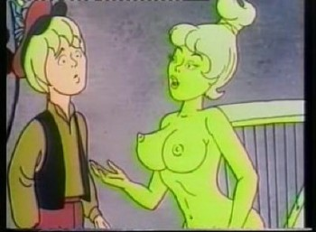 Sex cartoon jack and the beanstalk