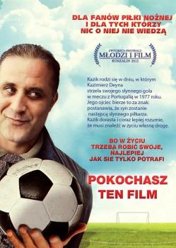 Tył ulotki filmu 'Być Jak Kazimierz Deyna'