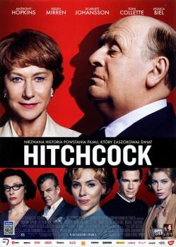 Przód ulotki filmu 'Hitchcock'