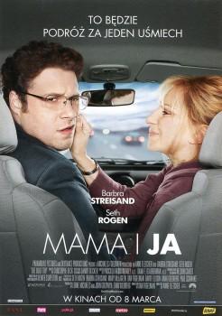 Przód ulotki filmu 'Mama i Ja'