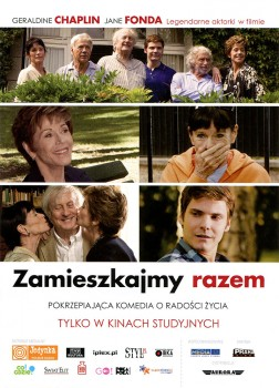 Przód ulotki filmu 'Zamieszkajmy Razem'