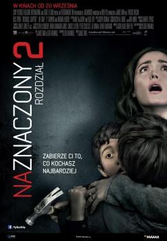 Polski plakat filmu 'Naznaczony: Rozdział 2'