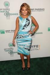 Adrienne Bailon - 14th Annual BNP Paribas Taste Of Tennis in NYC 8/22/13