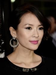 Ziyi Zhang - 'The Grandmaster' screening in Hollywood 8/22/13