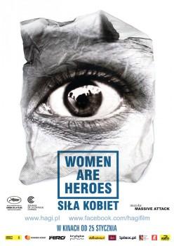 Przód ulotki filmu 'Siła Kobiet'