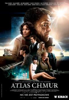 Polski plakat filmu 'Atlas Chmur'