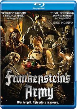 Frankenstein's Army 2013 m720p BluRay x264-BiRD